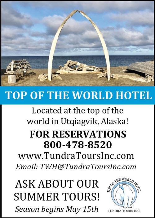 Top Of The World Hotel: Hotel in Barrow, Alaska